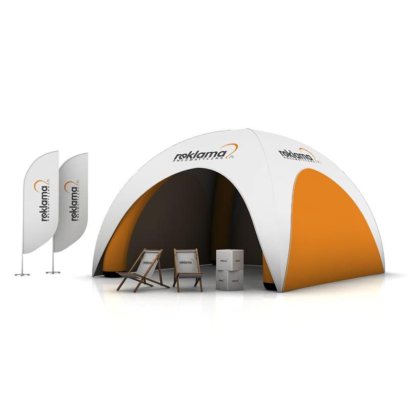 namiot hermetyczny