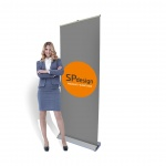 ROLL-UP Delta Lite Classic 150 x 200 cm