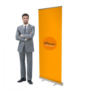 ROLL-UP wasp ekonomiczny 85 x 200 cm
