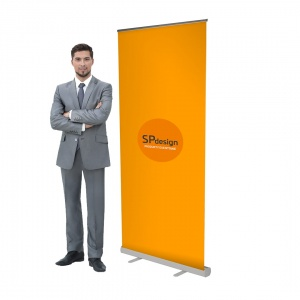 ROLL-UP wasp ekonomiczny 100 x 200 cm