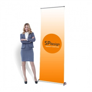 ROLL-UP Barracuda + 120 x 213 cm PREMIUM