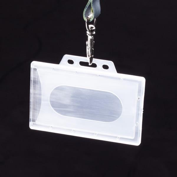 Oprawa do identyfikatorów Cardholder - 100 szt.